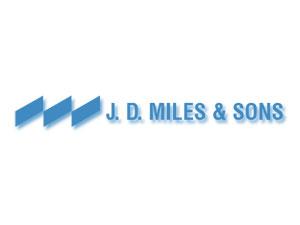 J. D. Miles & Sons, Inc.